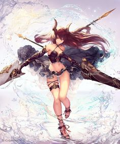 Forte is one of my favourites from rage of Bahamut.