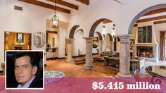 Actor Charlie Sheen has sold a home in the gated Mulholland Estates community for $5.415 million.