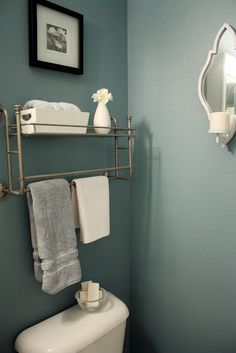 like this color for husband's bathroom