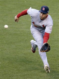 Beltran back in SF for postseason, now with Cards