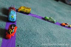 Director Jewels: Back to School & Toddler Learning Activities with Duck Tape®
