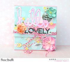 Hello lovely   Mini album   Anna Komenda   Cocoa Vanilla Studio
