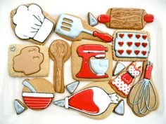 .Oh Sugar Events: Williams Sonoma Cookies
