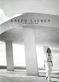 Campaña Ralph Lauren 90's