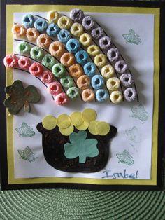 Saint Patrick's Day Kid Craft