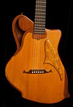 Vintage Guitar, Sturgill Guitar - a bit of a mystery