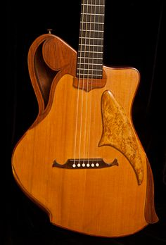 Vintage Guitar, Sturgill Guitar - a bit of a mystery