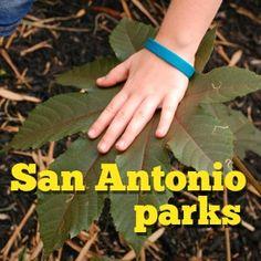 San Antonio Parks | from San Antonio Mom Blogs ™