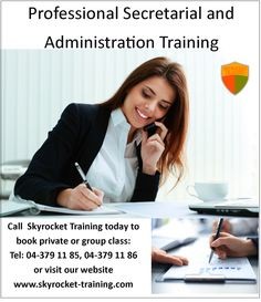 Join Professional Secretarial and Administration Training today