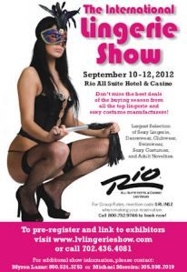 International Lingerie Show