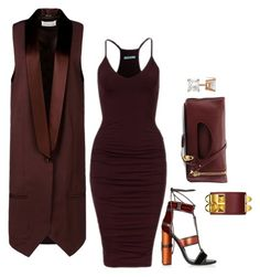 """Untitled #587"" by fashionkill21 ❤ liked on Polyvore featuring Maison Margiela, Allurez and Tom Ford"