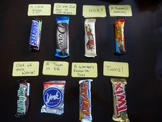 Interesting game. Probably wouldn't have that many candybars in the classroom, but would probably have them as a prize.