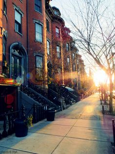 South End Boston | Aspects of Style