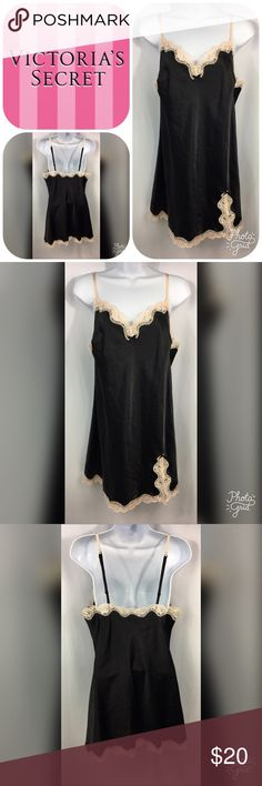 ***VICTORIA'S SECRET*** Lingerie Size L This is a ***VICTORIA'S SECRET*** lingerie in a size L.  This piece is in GREAT CONDITION and super *SEXY*! Victoria's Secret Intimates & Sleepwear Chemises & Slips