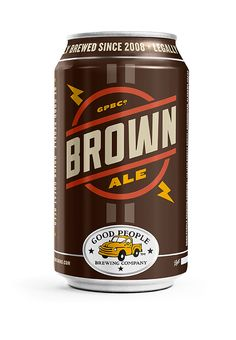 As America celebrates its 80th anniversary of enjoying beer in a can, the  folks at Good People Brewing Co. have announced new packaging for its  staple offerings — IPA, Pale Ale and Brown Ale. We all love a good craft  beer and in a beautiful can is even better!