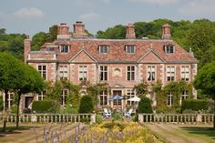 Heale House and its eight acres of beautiful gardens lie beside the river Avon at Middle Woodford, just north of Salisbury, UK