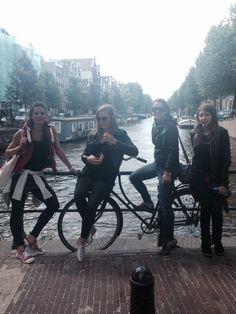 Girls#w/e #amsterdam