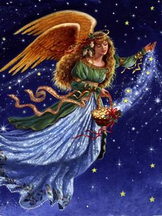 angels cross stitch patterns and kits Angel Images, Angel Pictures, Christmas Angels, Christmas Art, Cris Ortega, I Believe In Angels, Earth Design, Angels Among Us, Guardian Angels