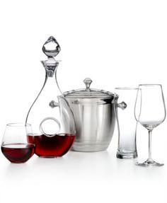 Lenox Tuscany Wine Glasses and Barware  | macys.com