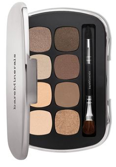 bareMinerals READY Eyeshadow provides vivid, pigment-packed color with seamless blendability that lasts for up to 12 hours. So pretty!