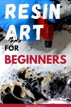 Diy Resin Projects, Diy Resin Crafts, Art Projects, Art Crafts, How To Make Resin, How To Make Paper, How To Apply, Making Resin Jewellery, Resin Jewelry