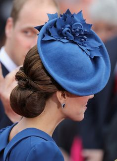 Catherine, Duchess of Cambridge attends the Official Welcome Ceremony for the Royal Tour at the British Columbia Legislature on September 24, 2016 in Victoria, Canada. Prince William, Duke of Cambridge, Catherine, Duchess of Cambridge, Prince George and Princess Charlotte are visiting Canada as part of an eight day visit to the country taking in areas such as Bella Bella, Whitehorse and Kelowna. - 2016 Royal Tour to Canada of the Duke and Duchess of Cambridge -...