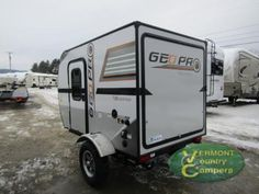 New 2017 Forest River RV Rockwood Geo Pro 12RK Travel Trailer at Vermont Country Campers | East Montpelier, VT | #1105