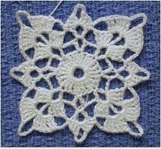 Resultado de imagen para cuadrados en crochet