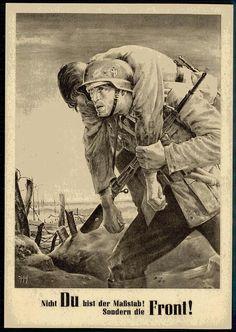 Propagandakarte zum Tag der NSDAP im Generalgouvernement 1943, mit Sondermarke