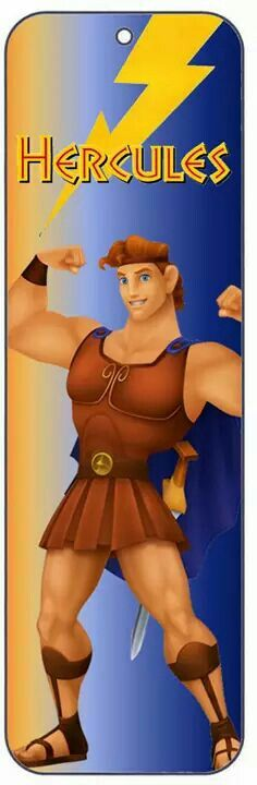 Bookmark Hercules Disney Movies, Disney Characters, Fictional Characters, Bookmarks For Books, Disney Hercules, Printables, Disney Princess, Kids, Faith