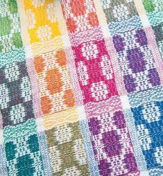 Tissage: couverture pour enfant - Les Cercles de Fermières du Québec Weaving Projects, Hand Weaving, Quilts, Blanket, Inspiration, Art, Loom, Circles, Knits