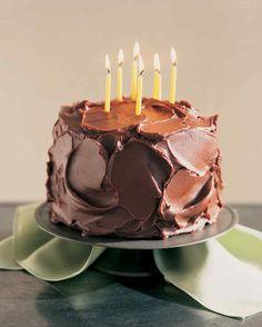 Moist Devil's Food Cake with Mrs. Milman's Chocolate Frosting | Martha Stewart