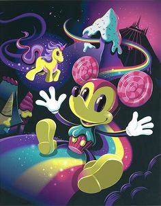 """Sticky Mickey"" by Jeff Granito"