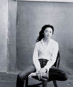 The 2016 Pirelli Calendar by Annie Leibovitz - Yao Chen