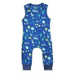 Piccalilly 2 Pack Baby Bodysuits Short Sleeve Vest Bodies Boys Dragon Design