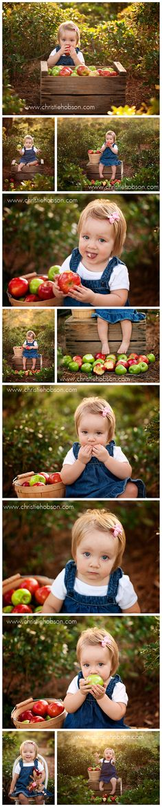 child/apples