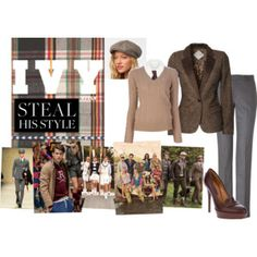 Steal His Style: Ivy League