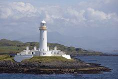 Eilean Musdile Lighthouse by Mark Nicol on 500px