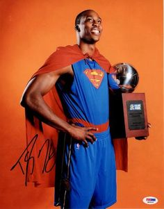 Dwight Howard Autographed 11x14 Photo - PSA/DNA #SportsMemorabilia #OrlandoMagic