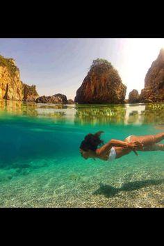 Corfu Island Greese