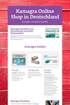 Kamagra  Online Shop in Deutschland