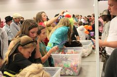 CORE Fall Carnival prize booth by wt-prairie, via Flickr
