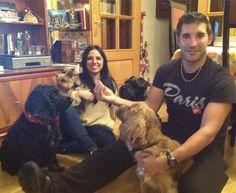 Cuidando de varios perros Noviembre 2013