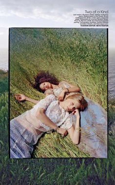 Lexi Boling & Selena Forrest Are 'Free Spirits' By Quentin De Briey For Teen Vogue Summer 2017 — Anne of Carversville Vogue Editorial, Beauty Editorial, Editorial Fashion, Selena, Summer Editorial, Kairo, Trends Magazine, Child Models, Teen Fashion
