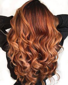 CabelosInspiração Tom acobreado lindo demais!! Gostaram? ______________________________ ww.falandodebeleza.com.br  ______________________________  #penteado #penteados #inspiração #cabelo #cabelos #hair #hairstyle #cobre #sãopaulo #copperhair #moda #fashion #haircolor  #cheveux  #fashionista #lotd #modafeminina #lookbook #cabeloruivo #mulher #girl #makeup #ruivo #hair #estilo #style #beleza #beautiful #beauty