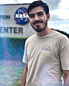 6bda9b87de8f @emontoya17 Rolled up to Nasa wearing his Speed Shop tee. #Suavecitopomade # Suavecito