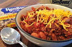 Mom's Favorite Chili