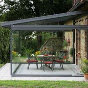 Una bellissima serra solare o giardino d\'inverno. Ti piacerebbe ...