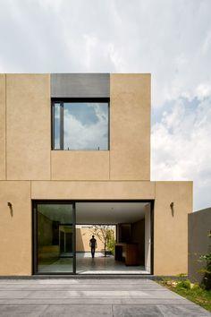 Cumbres House, Mexico City, Mexico, by Arquitectura Sergio Portill (ASP)