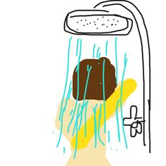 Shower - an extremely sacred moment between me myself and I, happens at least twice a day. :)